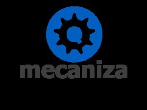 mecaniza logo vertical engrenagem png