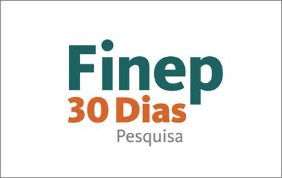 FINEP 30 Dias Pesquisa logo