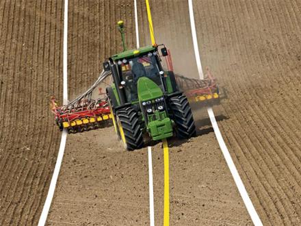 Piloto Automático - Agricultura de Precisão